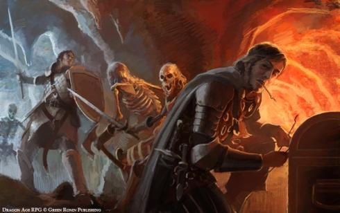 aaah! cuevas con tesoros y esqueletos... un clasico!