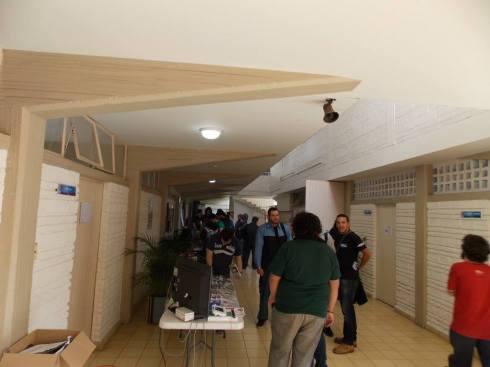 El area de patrocinadores EnRolate 2013
